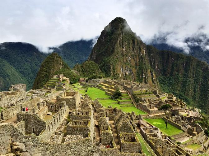 Machu Picchu (Feb.3-4)